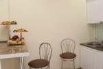 Кухня в номере Suite 2 NEW