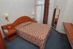 Спальня в номере Apartments small