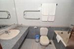 Ванная в номере Apartments big