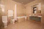 Ванная в номере Suite Duplex
