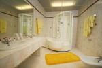 Ванная в номере Suite VIP