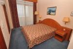 Спальня в номере Apartments big